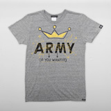 crown army T-sh