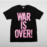 war is over T-sh